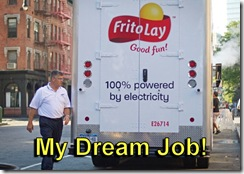 Fritos My Dream Job